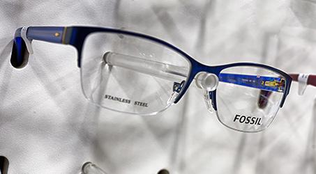 gafas graduadas y lentillas